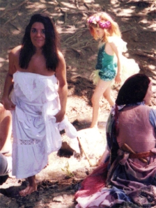 Ren Faire Hippie Christine