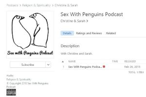 Sex With Penguins on iTunes